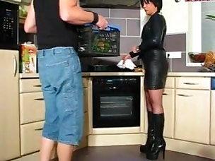 Kitchen Porn Videos